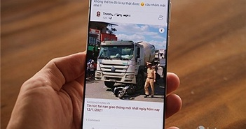 Tái diễn trò gắn thẻ vào bài viết tai nạn giao thông để đánh cắp tài khoản Facebook