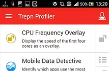 Ứng dụng theo dõi hiệu suất smartphone theo thời gian thực
