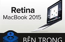 Bên trong Macbook 12 mới: nhiều keo và ốc độc quyền, rất khó sửa chữa
