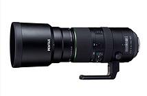 Pentax DSLR cập nhật firmware để tương thích với những ống kính mới