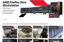 AMD bật mí về card đồ họa sắp được triển lãm tại Mỹ