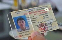 Viettel cung cấp dịch vụ đổi giấy phép lái xe qua mạng