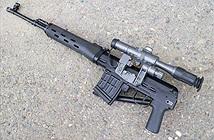 Khám phá súng bắn tỉa SVDS của Nga
