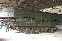 Phà chở tăng hạng nặng GSP của Công binh Việt Nam