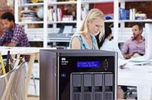 WD ra mắt thêm các giải pháp lưu trữ mạng NAS hiệu suất cao