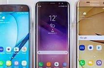 Samsung vi phạm bằng bản quyền sinh trắc học