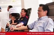 Ngày mai, hơn 600 CBCNV SCTV tham gia hiến máu nhân đạo