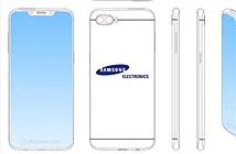 """Lộ bằng sáng chế điện thoại Samsung với thiết kế """"tai thỏ"""""""