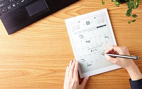 Sony công bố màn hình E-ink tương tác dạng nhỏ gọn giá 650 USD