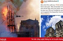 Xiaomi bị chỉ trích vì sử dụng hình ảnh Nhà thờ Đức Bà Paris để quảng cáo điện thoại giữa lúc thảm kịch diễn ra