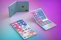 Apple âm thầm nghiên cứu làm điện thoại màn gập