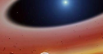 Điều kinh ngạc ở ngoại hành tinh trong vành đĩa sao lùn trắng