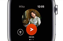 HOT: Facebook tung ứng dụng Kit, giúp Apple Watch gửi tin nhắn độc lập