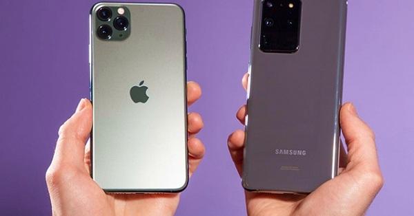 iPhone 11 Pro Max chỉ đáng giá 11,7 triệu đồng khi lên đời Galaxy S20