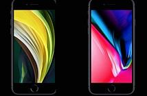 iPhone SE 2020 vừa ra mắt có gì khác so với iPhone 8?