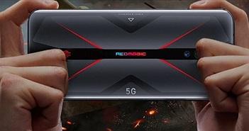 """Smartphone chơi game siêu """"chất"""" RedMagic 5G sẽ ra mắt vào tuần sau"""
