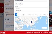 Facebook xin lỗi, sửa lại bản đồ về quần đảo Trường Sa, Hoàng Sa của Việt Nam
