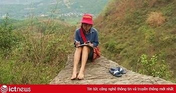 Trò leo đồi học online, thầy cô gọi điện thoại giảng bài từ xa