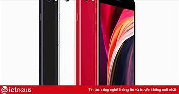Về Việt Nam, iPhone SE 2020 chính hãng có giá dự kiến từ 11,9 triệu đồng