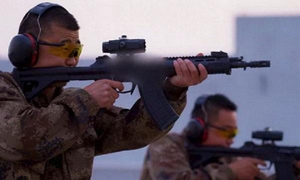 Trung Quốc thử nghiệm súng trường QBZ-191 cỡ đạn 5,8x42 mm
