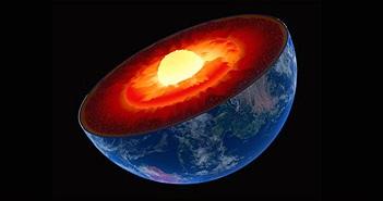 Trái đất đang bị rò rỉ, phun lên dung nham đầy sắt?