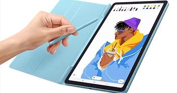 Galaxy Tab S6 Lite ra mắt: cắt giảm cấu hình, bút S Pen, pin 7.040mAh