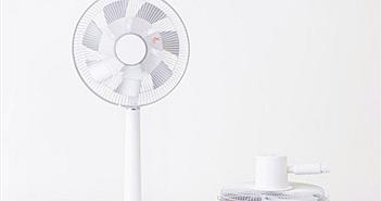 Công ty Nhật ra mắt quạt gấp siêu nhỏ gọn, giải quyết vấn đề tốn chỗ