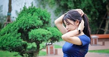 'Đeo thử' vòng tay thông minh Huawei Band 6 giá 1,5 triệu quà tặng 500 nghìn