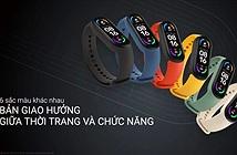 Mi Band 6 mở bán tại Việt Nam, giá 1,29 triệu đồng nhưng được tặng quà