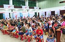 Khai mạc Ngày hội khoa học công nghệ đầu tiên cho học sinh