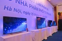 Philips coi Samsung, LG là đối thủ lớn nhất tại Việt Nam