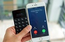 Phụ kiện biến iPhone thành điện thoại mẹ bồng con