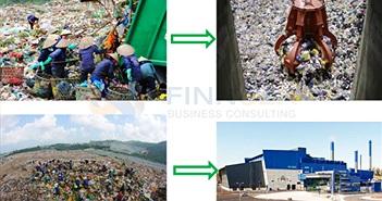 TP HCM sẽ xây nhà máy đốt rác lấy điện đầu tiên ở Việt Nam