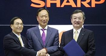 Foxconn thay thế đội ngũ lãnh đạo của Sharp bằng người Trung Quốc