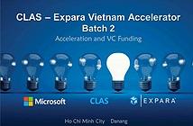 CLAS Expara Vietnam Accelerator tiếp tục khởi động đợt 2 tại Tp. Hồ Chí Minh và Đà Nẵng