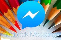 Biến hóa màu sắc cửa sổ chat Facebook Messenger