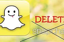 Hướng dẫn 2 đơn giản cách xóa tài khoản Snapchat vĩnh viễn