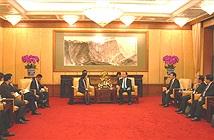 Chủ tịch Nước Trần Đại Quang tiếp Chủ tịch tập đoàn Huawei