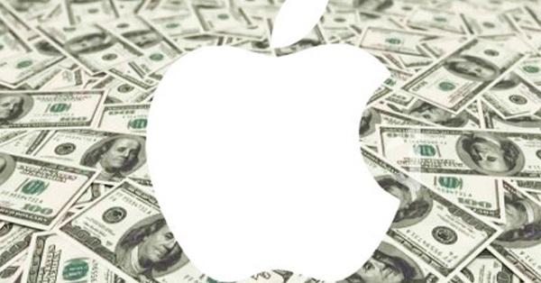 """Amazon """"thua xa"""" Apple trong cuộc đua trở thành công ty nghìn tỷ USD"""