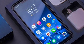 """Xiaomi Mi 7 có """"tai thỏ"""", camera sau kép dọc hệt iPhone X, nhưng """"khỏe"""" hơn nhiều"""