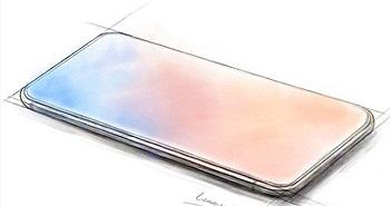 Smartphone đầu tiên trên thế giới với mặt trước toàn màn hình