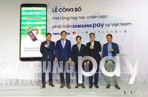 Samsung Pay mở rộng thanh toán qua 15 ngân hàng, đạt tổng giá trị giao dịch 350 tỷ đồng