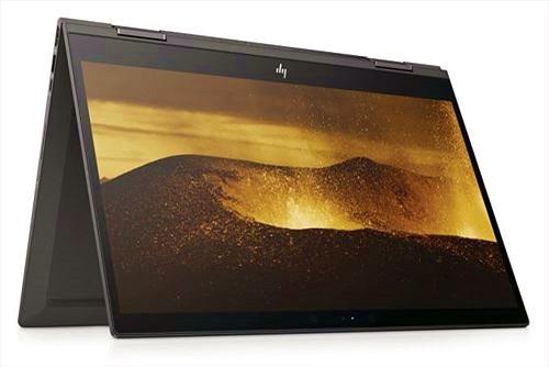 HP làm mới dòng Envy x360: 2 kích thước 13 và 15 inch, chip AMD Ryzen hoặc Intel thế hệ 8