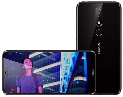 Ra mắt Nokia X6: màn hình 5,8 inch tai thỏ, 6GB RAM, giá từ 204 USD