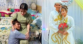 """Cuộc sống hai """"YouTuber nghèo nhất Việt Nam"""" sau khi lấy vợ"""