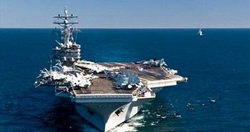 """Mỹ điều siêu tàu sân bay tới """"trấn giữ"""" châu Á"""