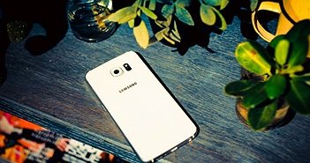 Những hình ảnh đẹp lung linh về Samsung Galaxy S6