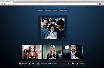 Skype nền web bản beta đã hỗ trợ toàn thế giới