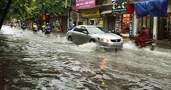 Rãnh thấp mạnh thêm, nhiều khu vực ở Bắc Bộ có mưa to kèm giông lốc