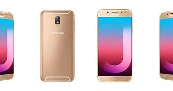Galaxy J7 Pro, J7 Max trình làng: Tập trung vào mạng xã hội, mua sắm online